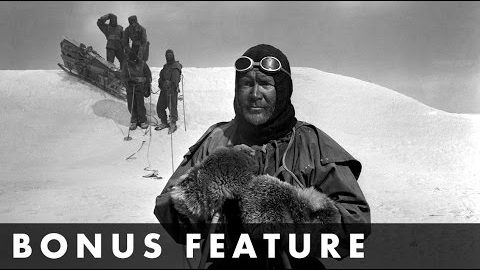 SCOTT OF THE ANTARCTIC – Interview with Sir Ranulph Fiennes