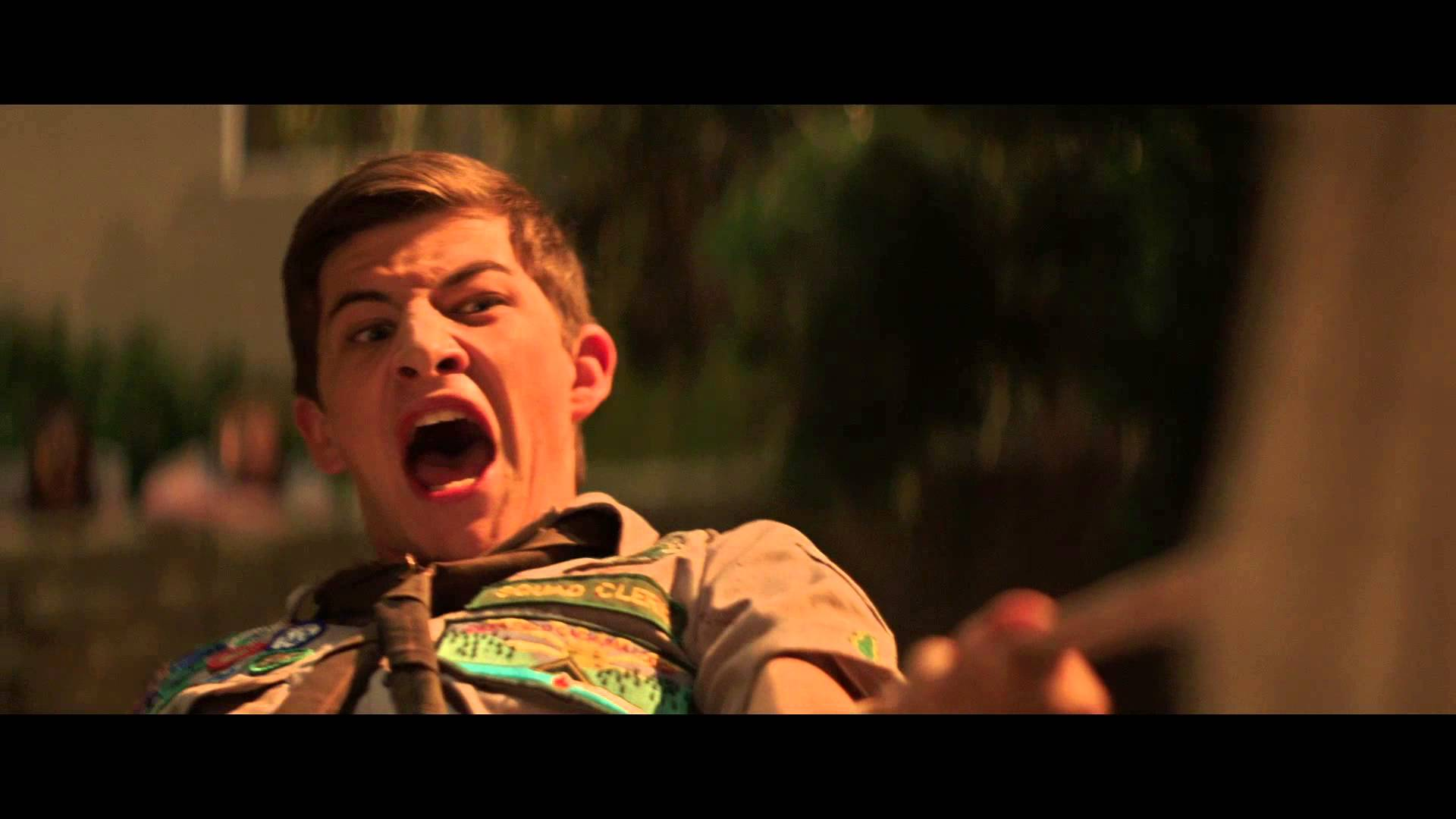 Scouts Guide to the Zombie Apocalypse | Trampoline Teaser | Paramount Pictures UK