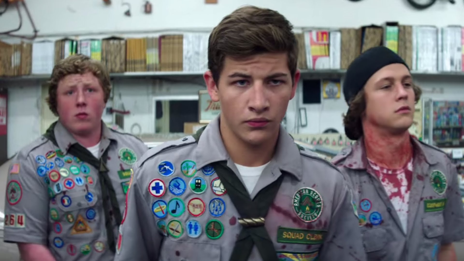 Scouts Guide to the Zombie Apocalypse   Trailer   Paramount Pictures UK