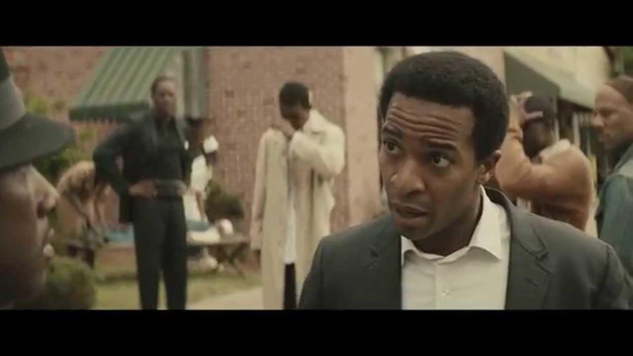 Selma movie the real people of selma featurette