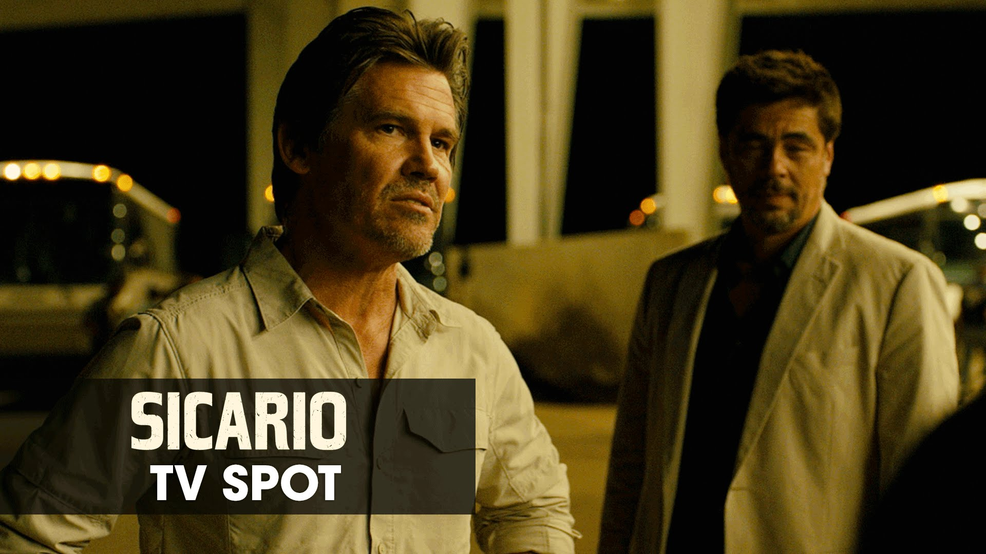 """Sicario (2015 Movie – Emily Blunt) Official TV Spot – """"Knockout"""""""