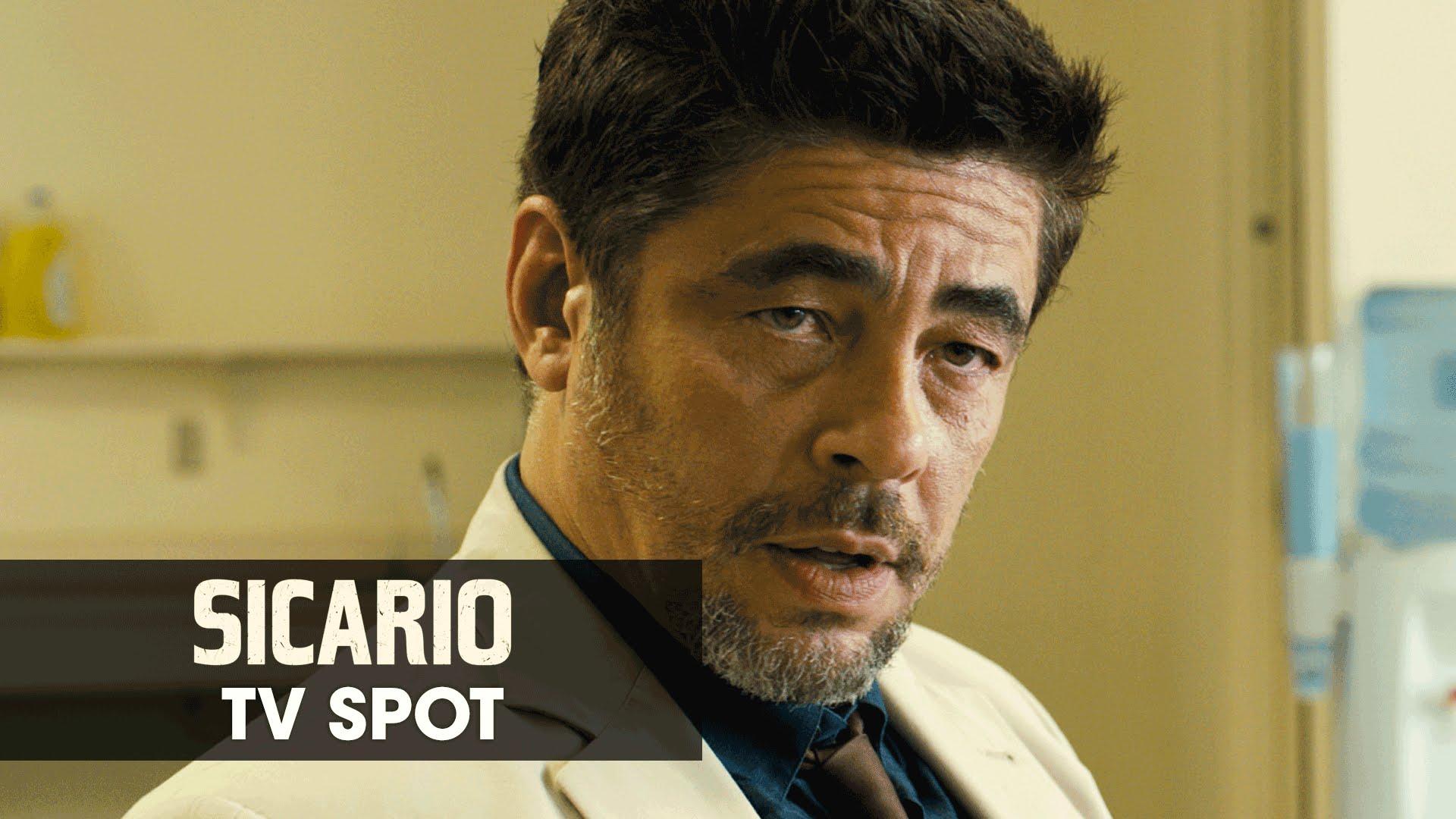 """Sicario (2015 Movie – Emily Blunt) Official TV Spot – """"Esta Ciudad"""""""