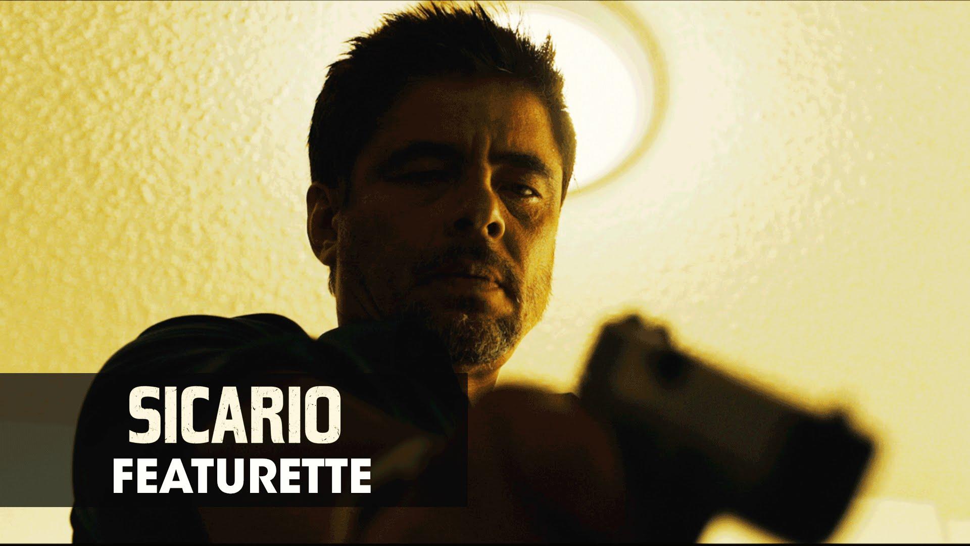 "Sicario (2015 Movie – Emily Blunt) Official Featurette – ""Alejandro"""