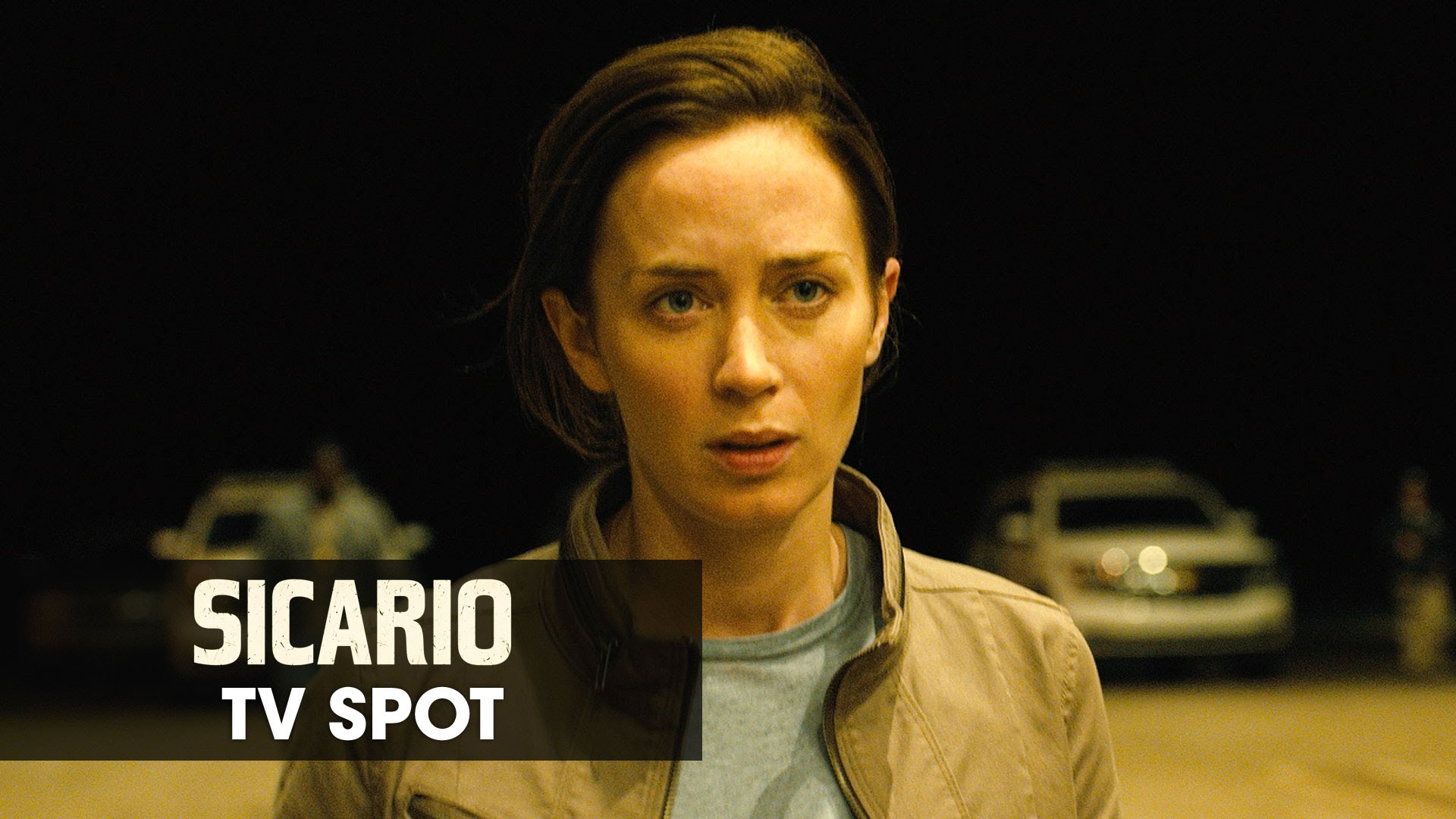 """Sicario (2015 Movie – Emily Blunt) Official TV Spot – """"Must See Event"""""""