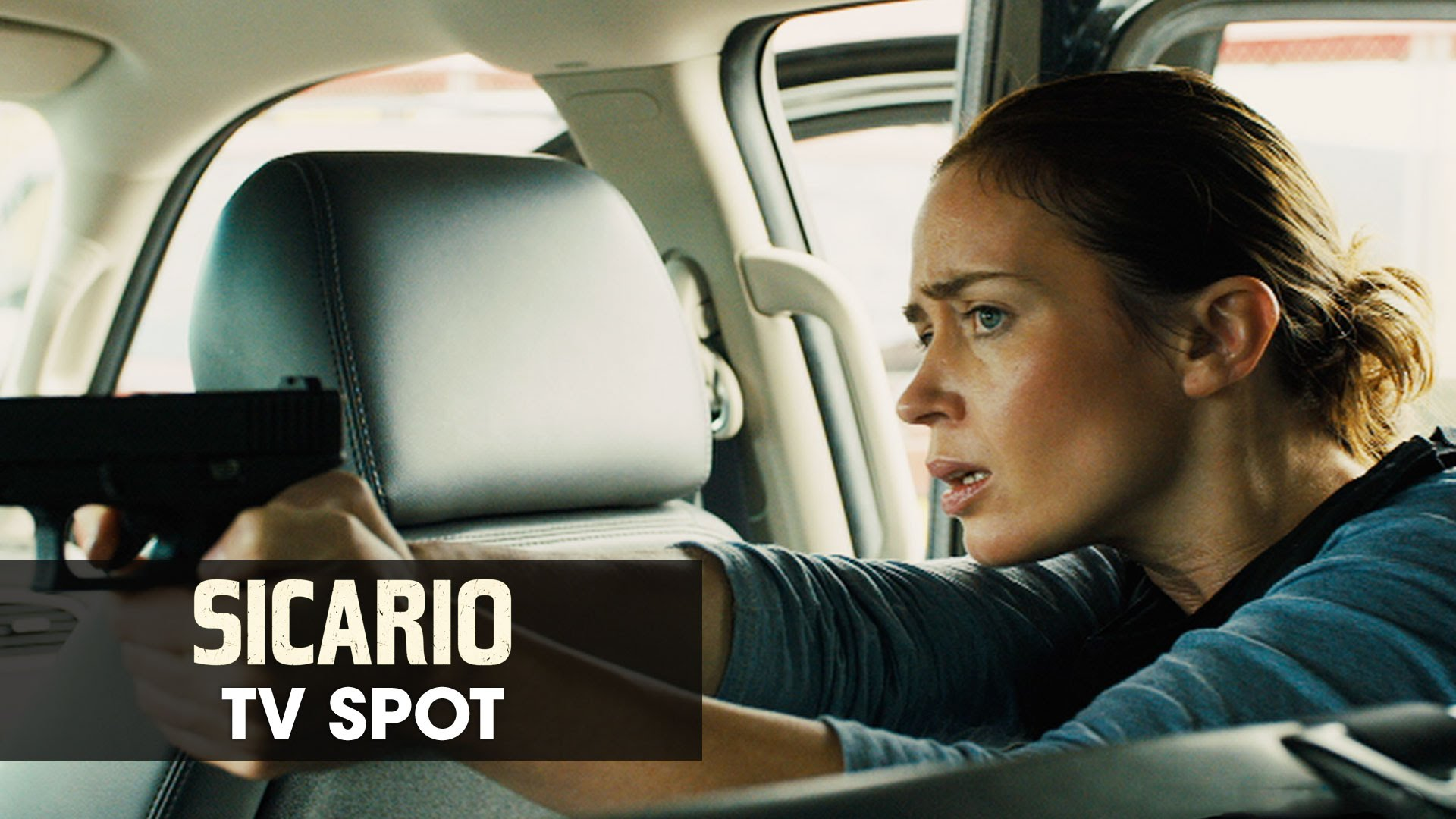 "Sicario (2015) Official TV Spot – ""Critics Rave"""