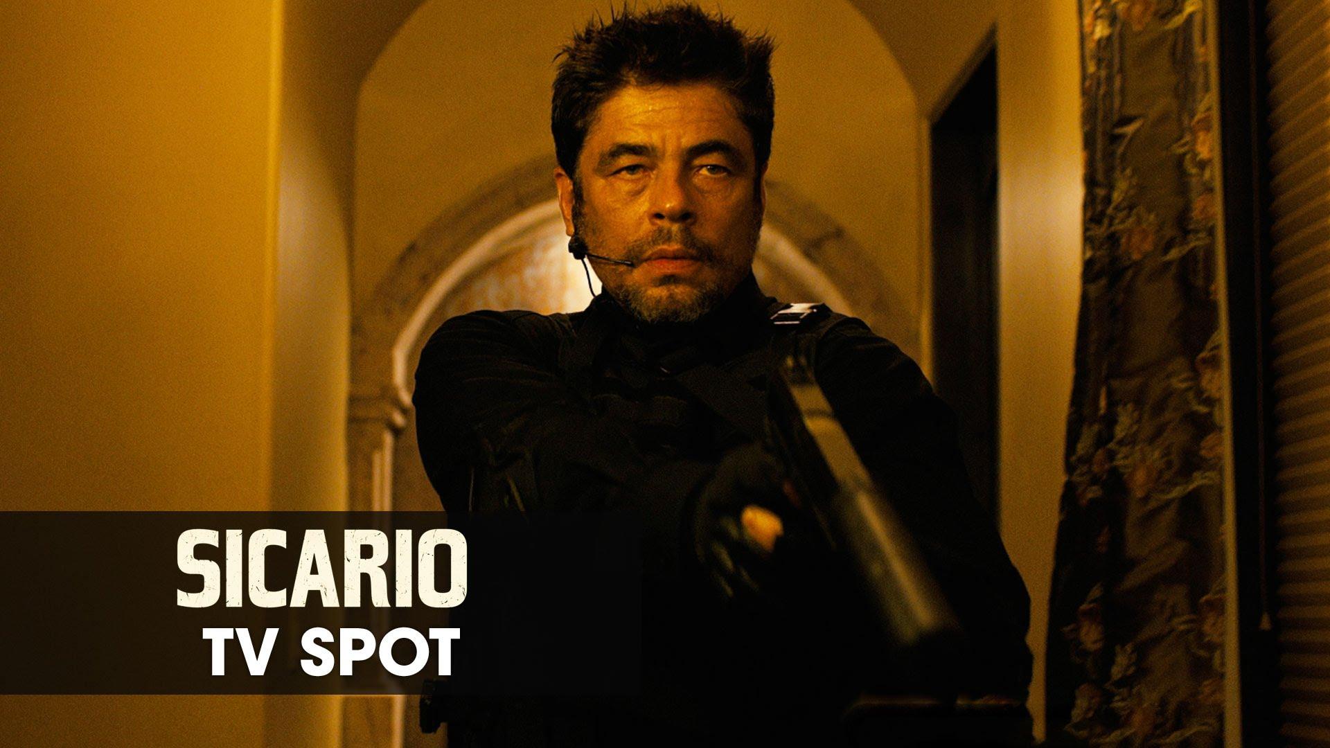 "Sicario (2015) Official TV Spot – ""Sensational"""