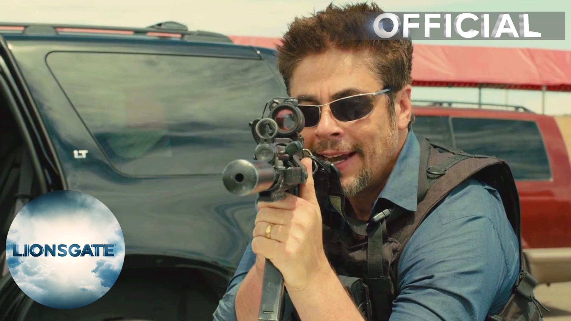 "Sicario – Sneak Peek ""Bridges"" – In Cinemas October 8"