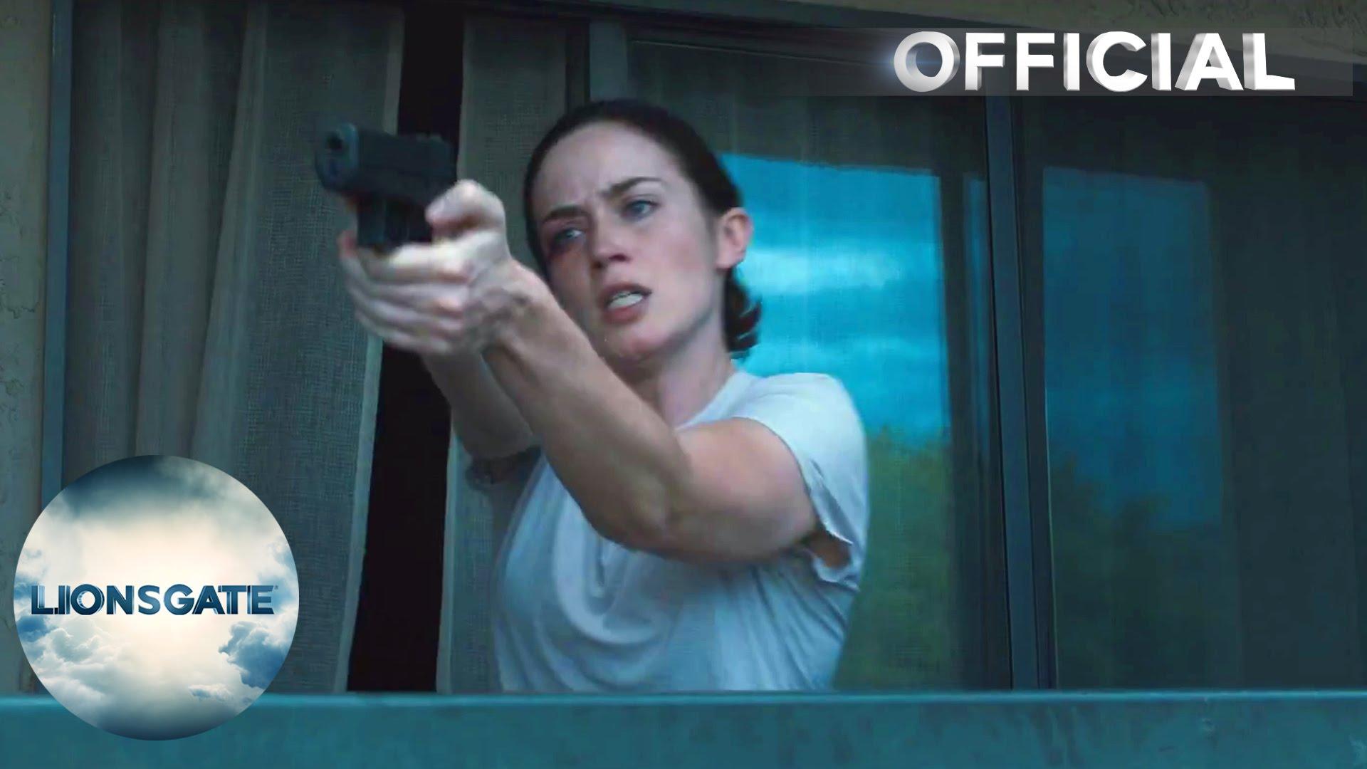 """Sicario – Sneak Peek """"Kate Macer"""" – In Cinemas October 8"""
