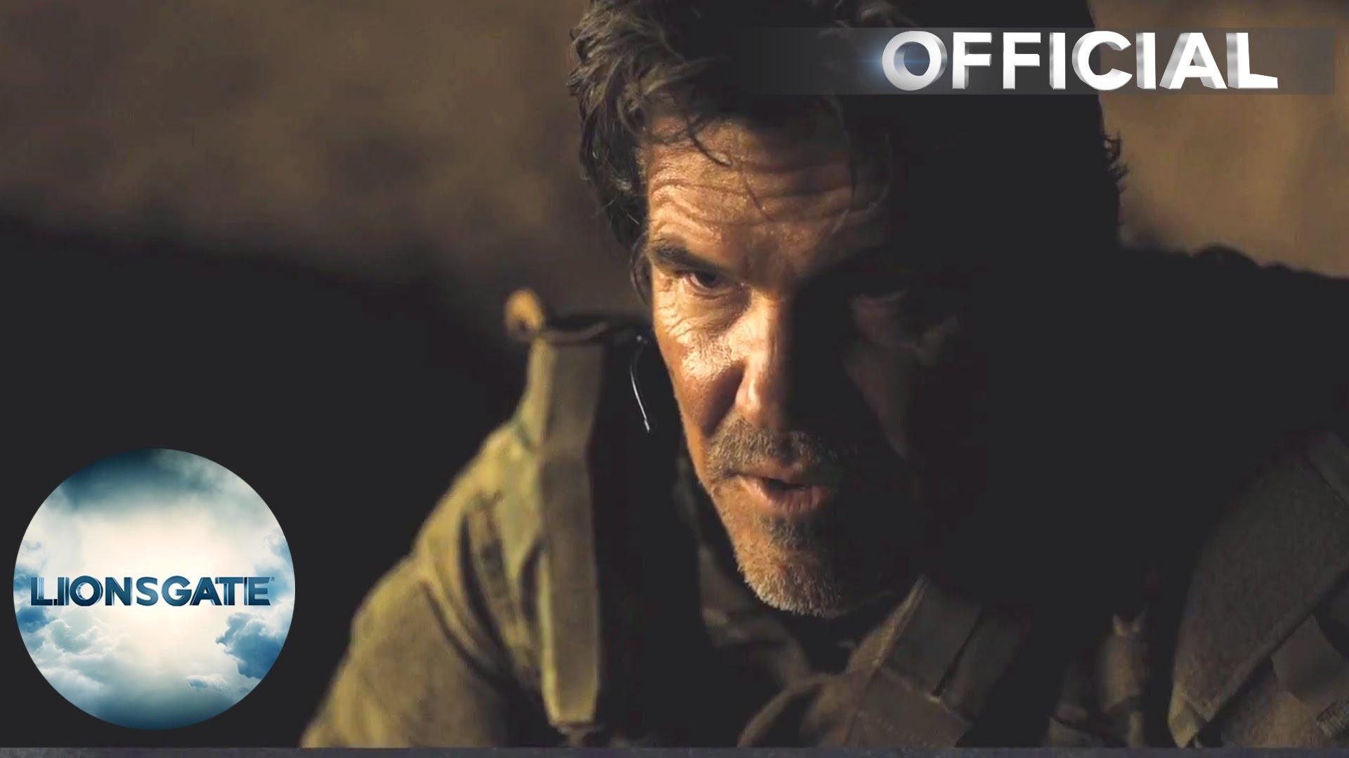 """Sicario – Sneak Peek """"WEAPON"""" – In Cinemas October 9"""