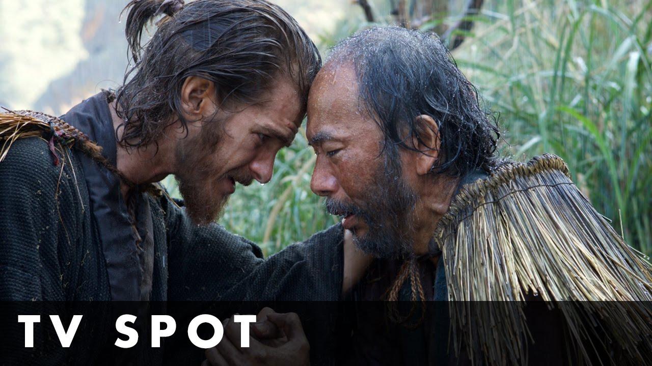 "SILENCE – 20"" TV Spot- In cinemas New Year's Day"