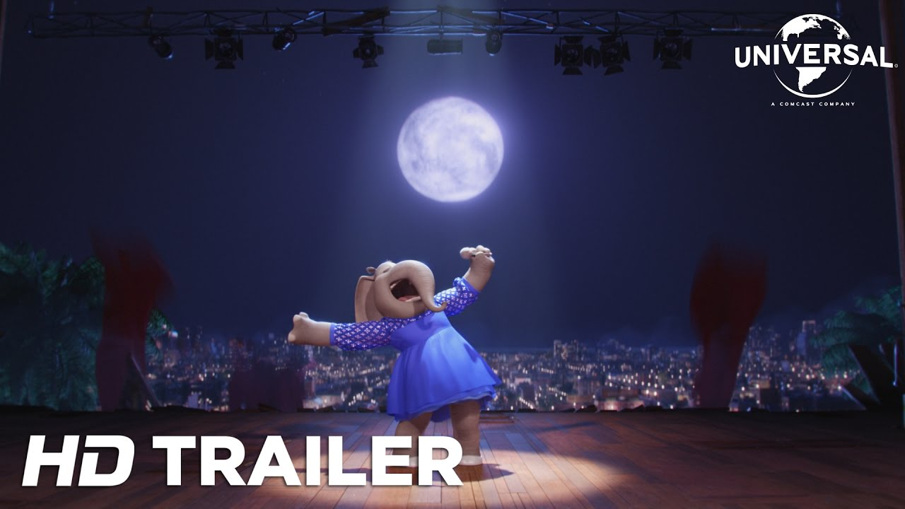 Sing – Official Trailer 3 (Universal Pictures) HD