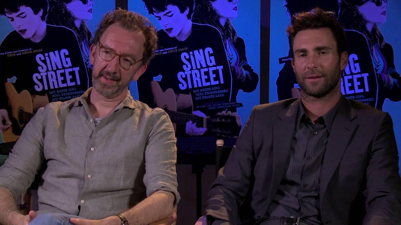 SING STREET – Adam Levine 'Go Now' Featurette