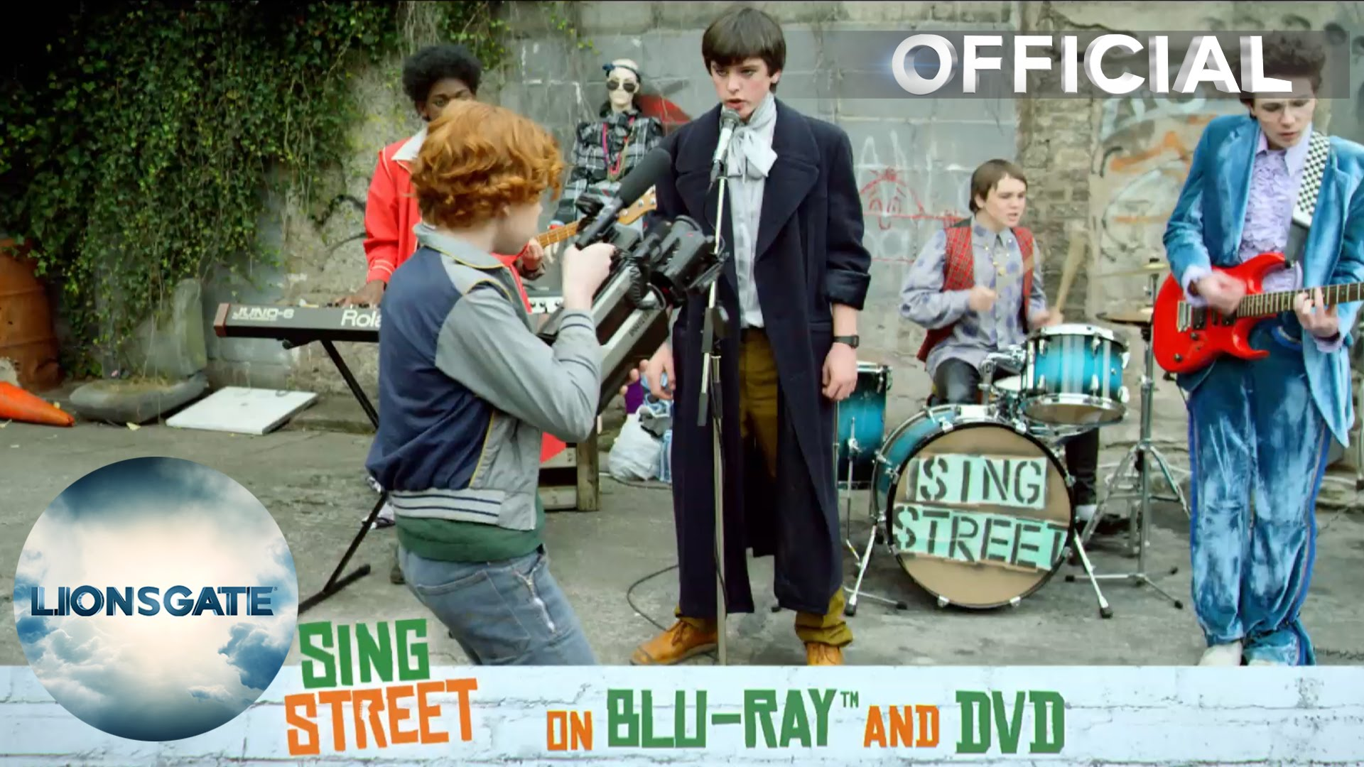 Sing Street – Trailer – On Digital Download Aug 1 & on DVD & Blu-ray Aug 8