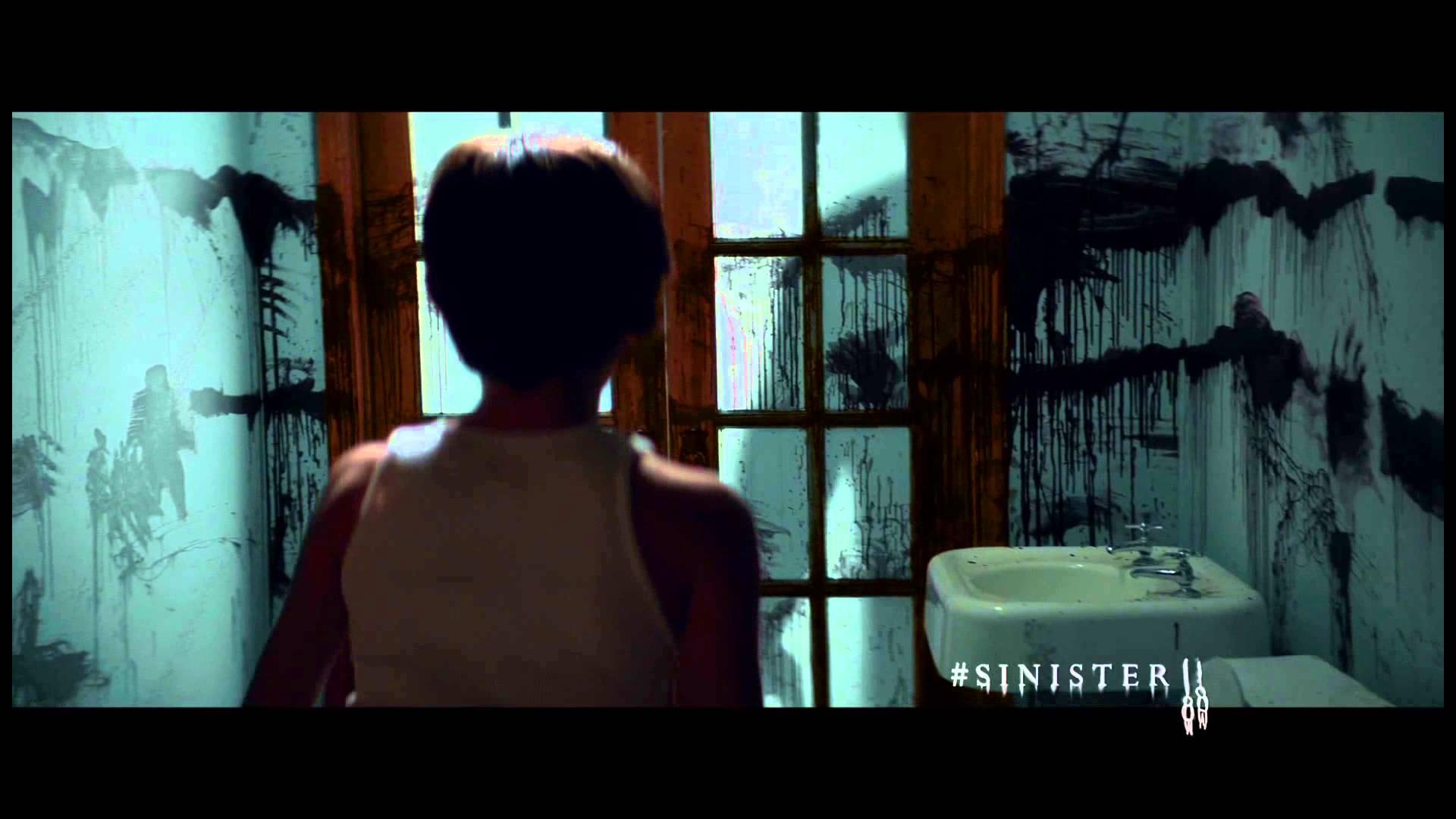 SINISTER 2 – DARE TV SPOT