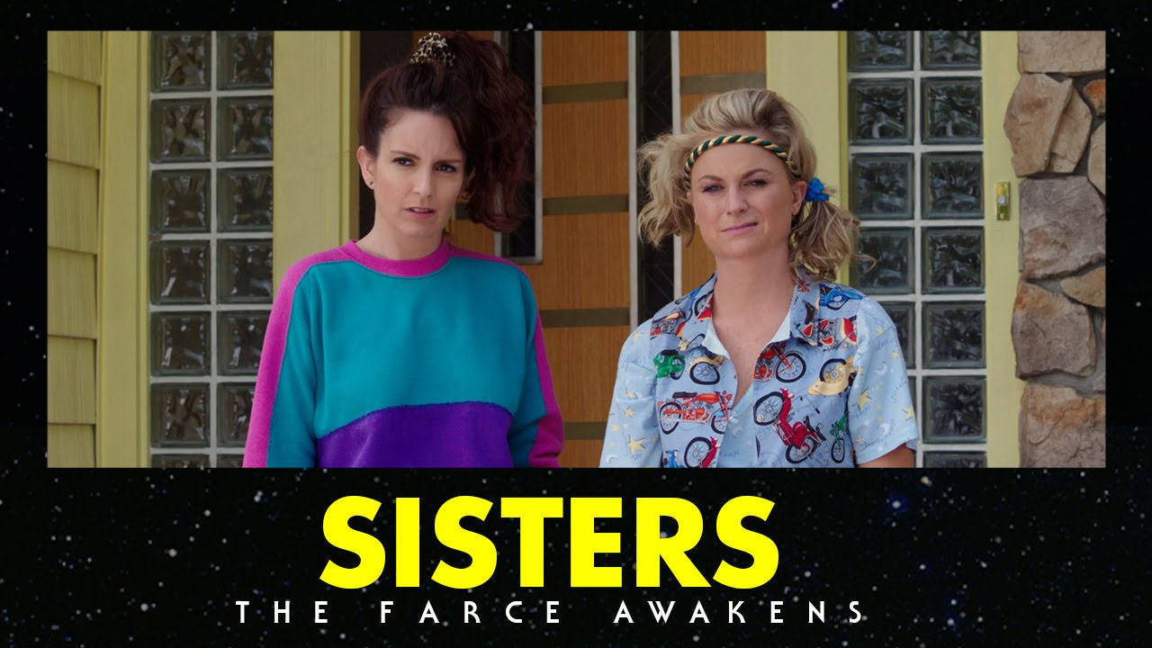 Sisters – The Farce Awakens (HD)