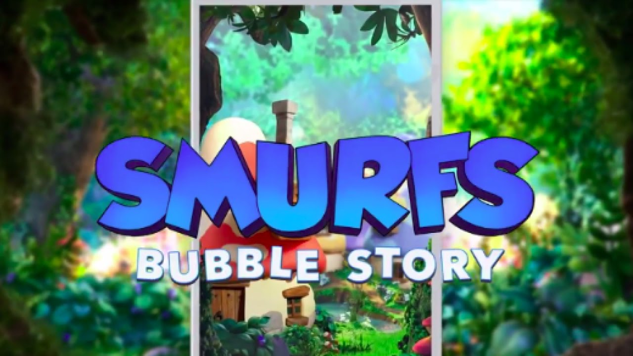 SMURFS – Bubble Story Game Trailer
