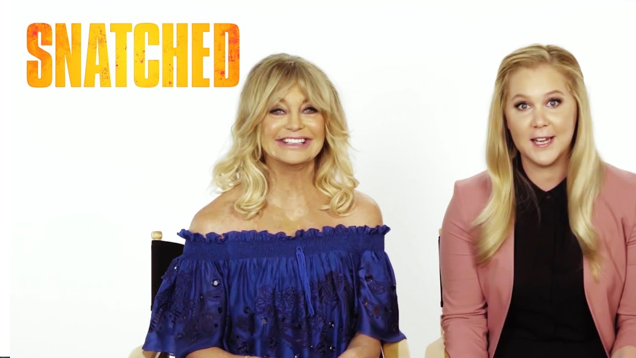 Snatched | A Special Mother's Day Message from Amy & Goldie | 20th Century FOX