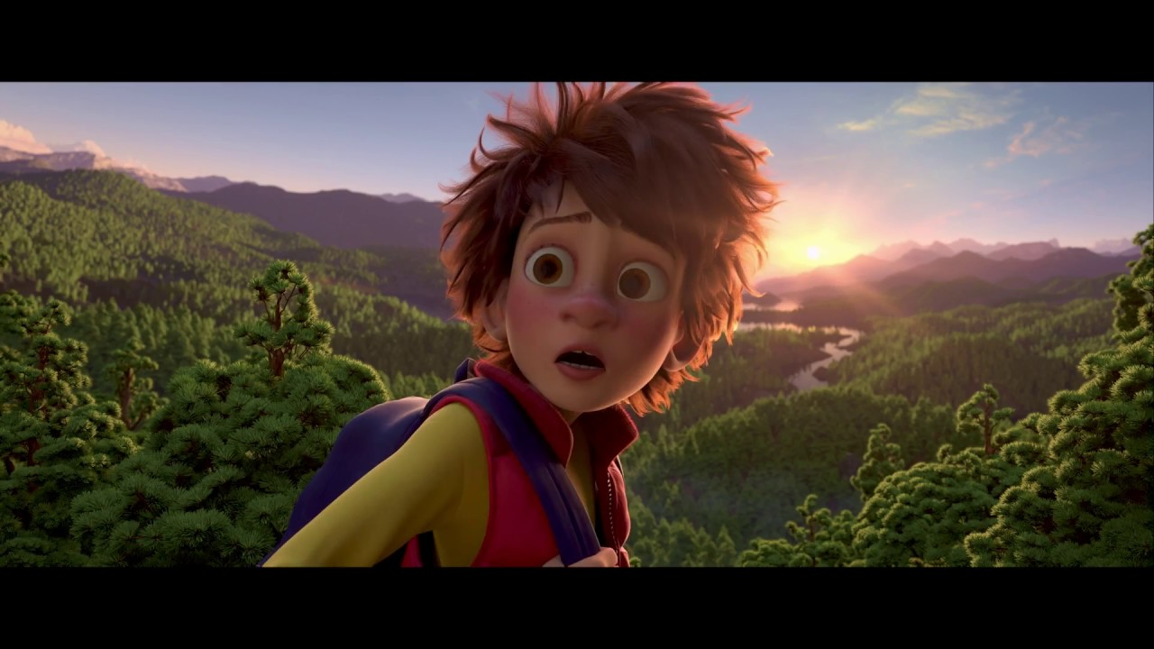 SON OF BIGFOOT – Official Trailer – Coming Soon