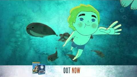 SONG OF THE SEA – Out now on Blu-ray & DVD!