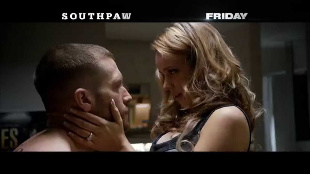 SOUTHPAW- Fight Harder – The Weinstein Company