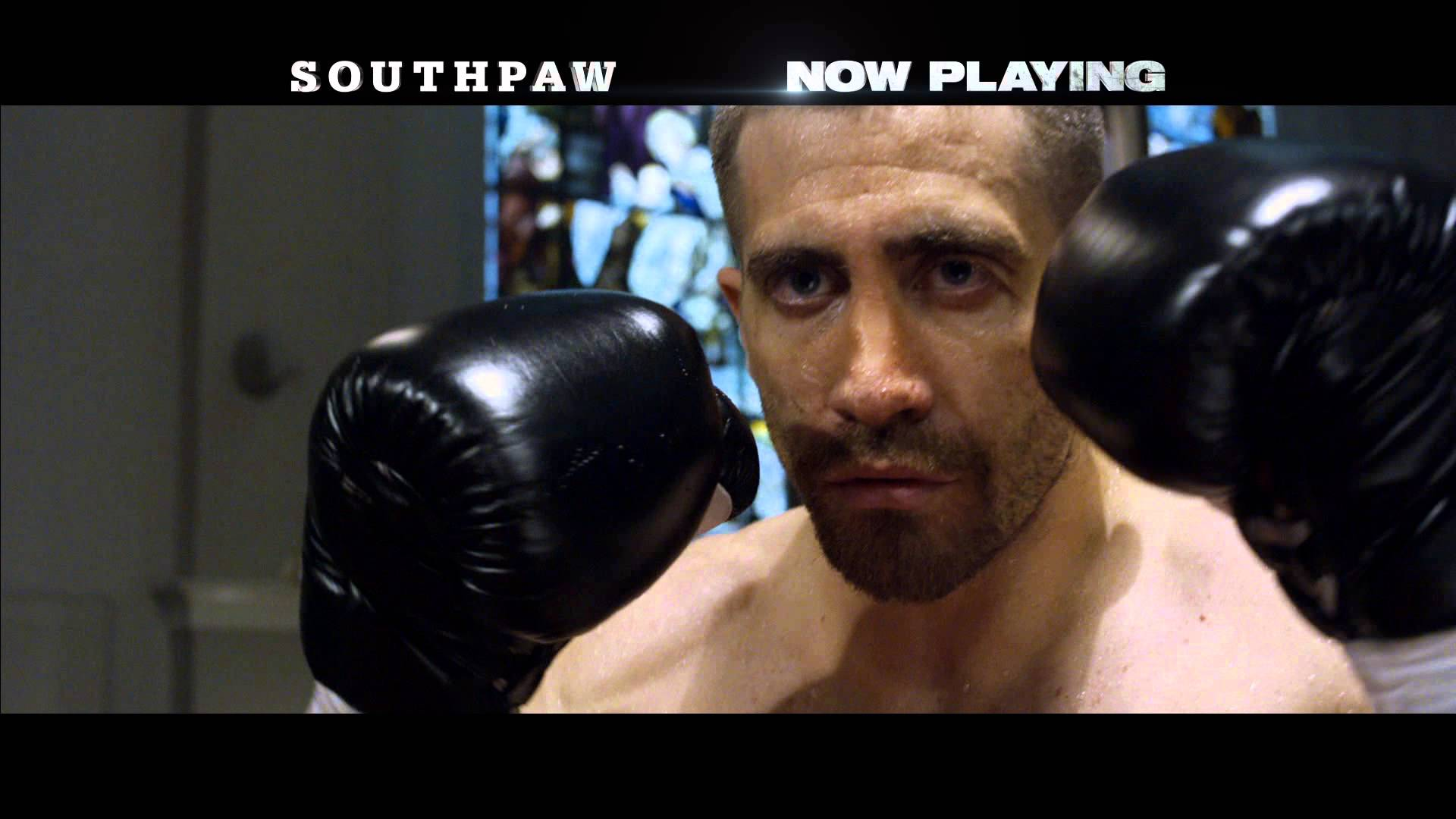 SOUTHPAW – One Of The Great Films Of 2015 – The Weinstein Company