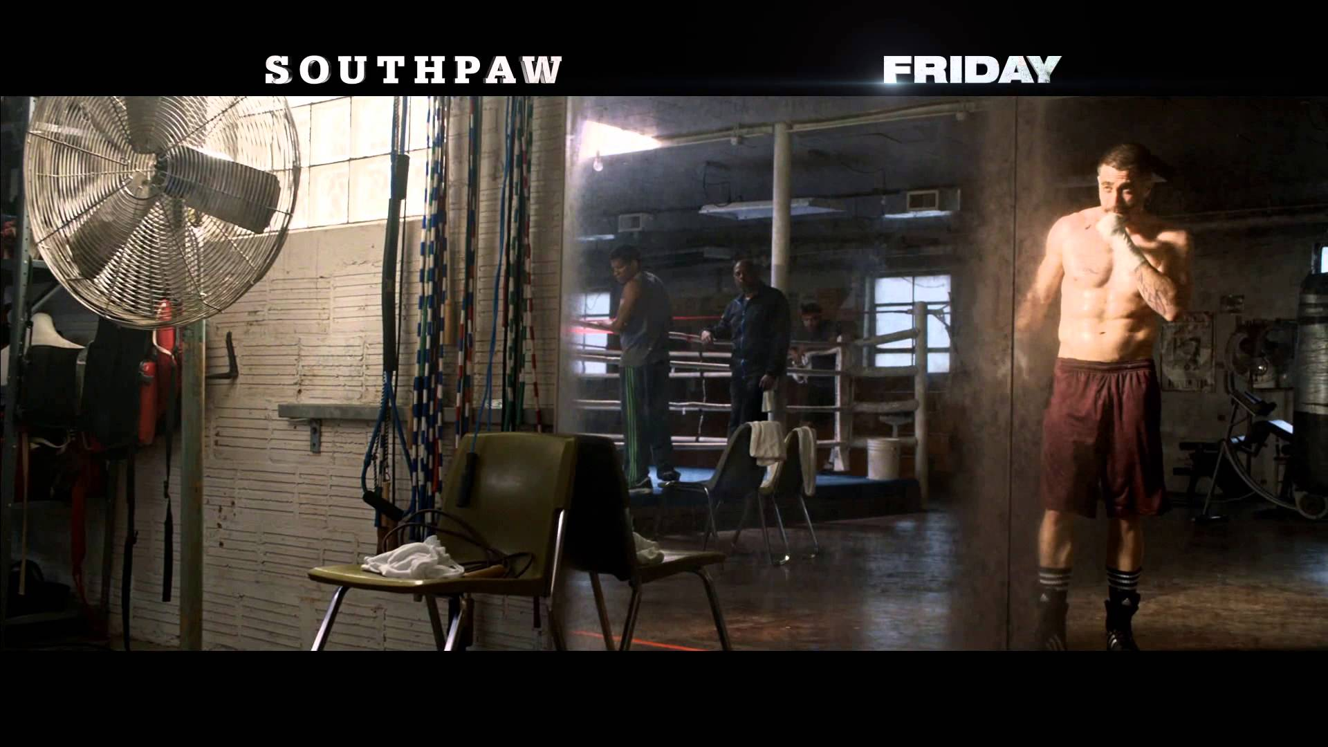 SOUTHPAW – Pro Fighter – The Weinstein Company