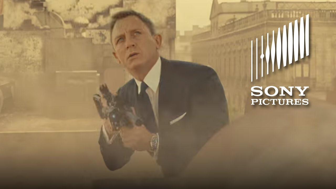 SPECTRE – Bond is Back This Friday!