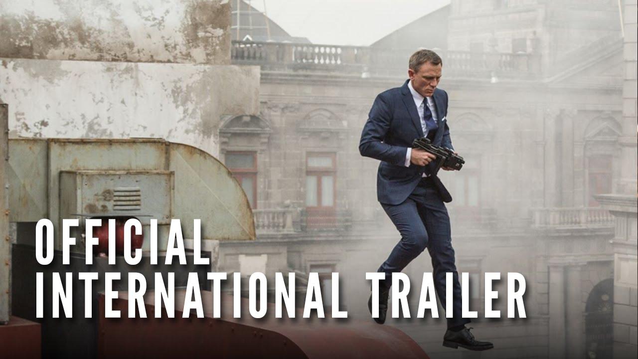 SPECTRE – Final International Trailer (Official)