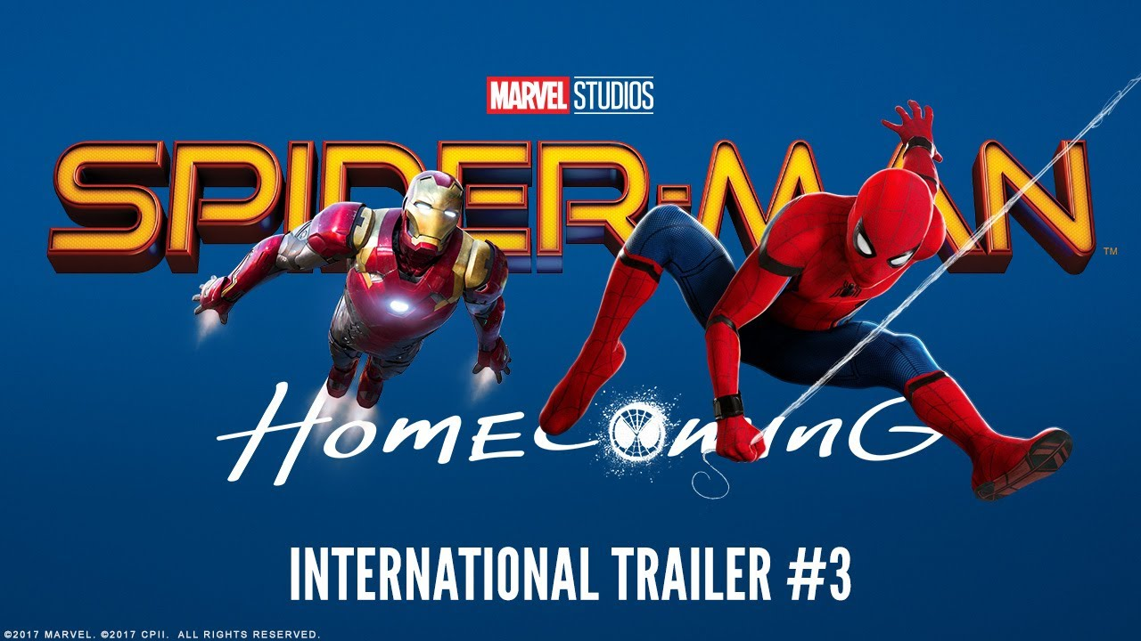 SPIDER-MAN: HOMECOMING – International Trailer #3 (HD)