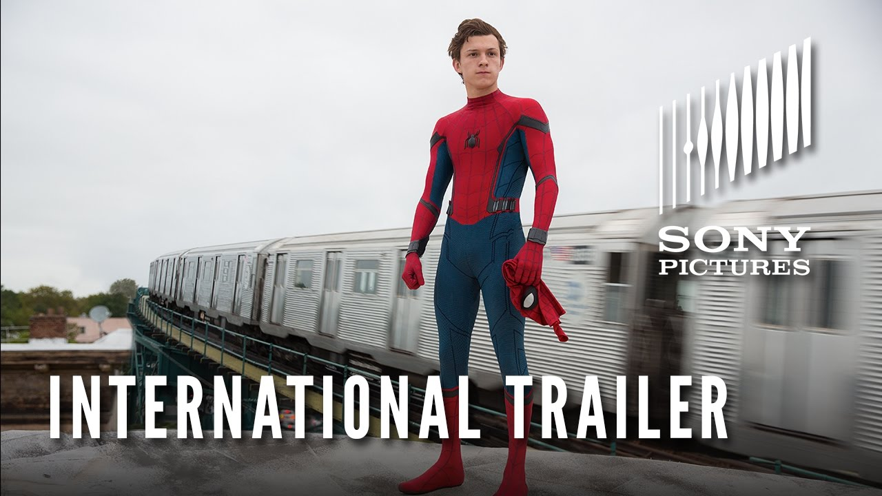 SPIDER-MAN: HOMECOMING – Official International Trailer (HD)