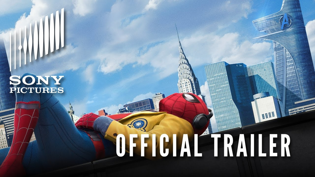 SPIDER-MAN: HOMECOMING – Official Trailer #2 (HD)