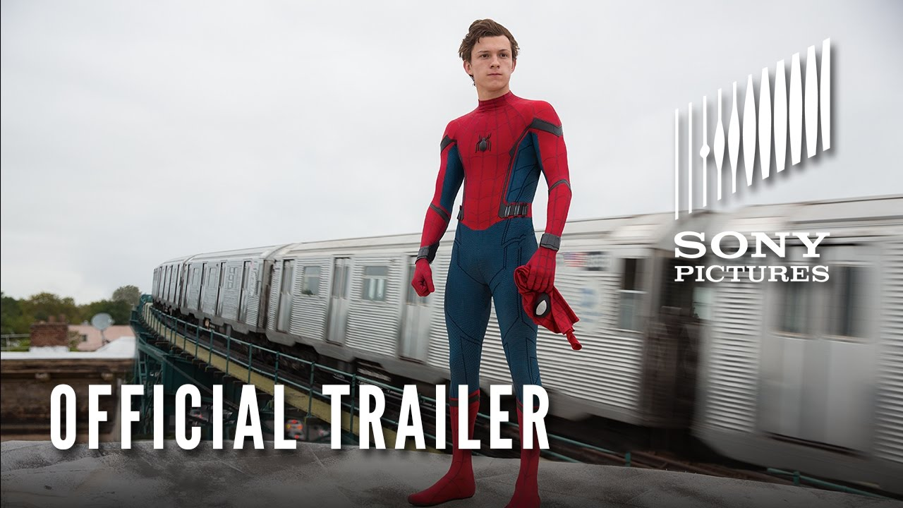 SPIDER-MAN: HOMECOMING – Official Trailer (HD)