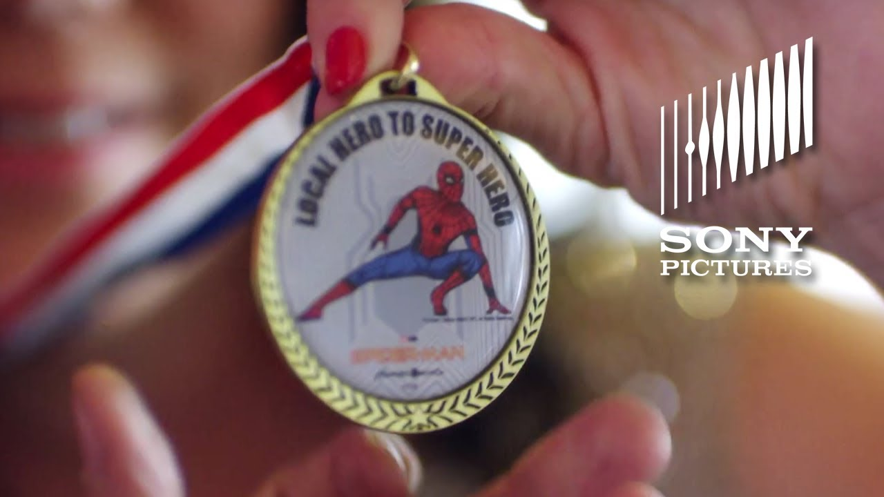 SPIDER-MAN: HOMECOMING Salutes Local Heroes