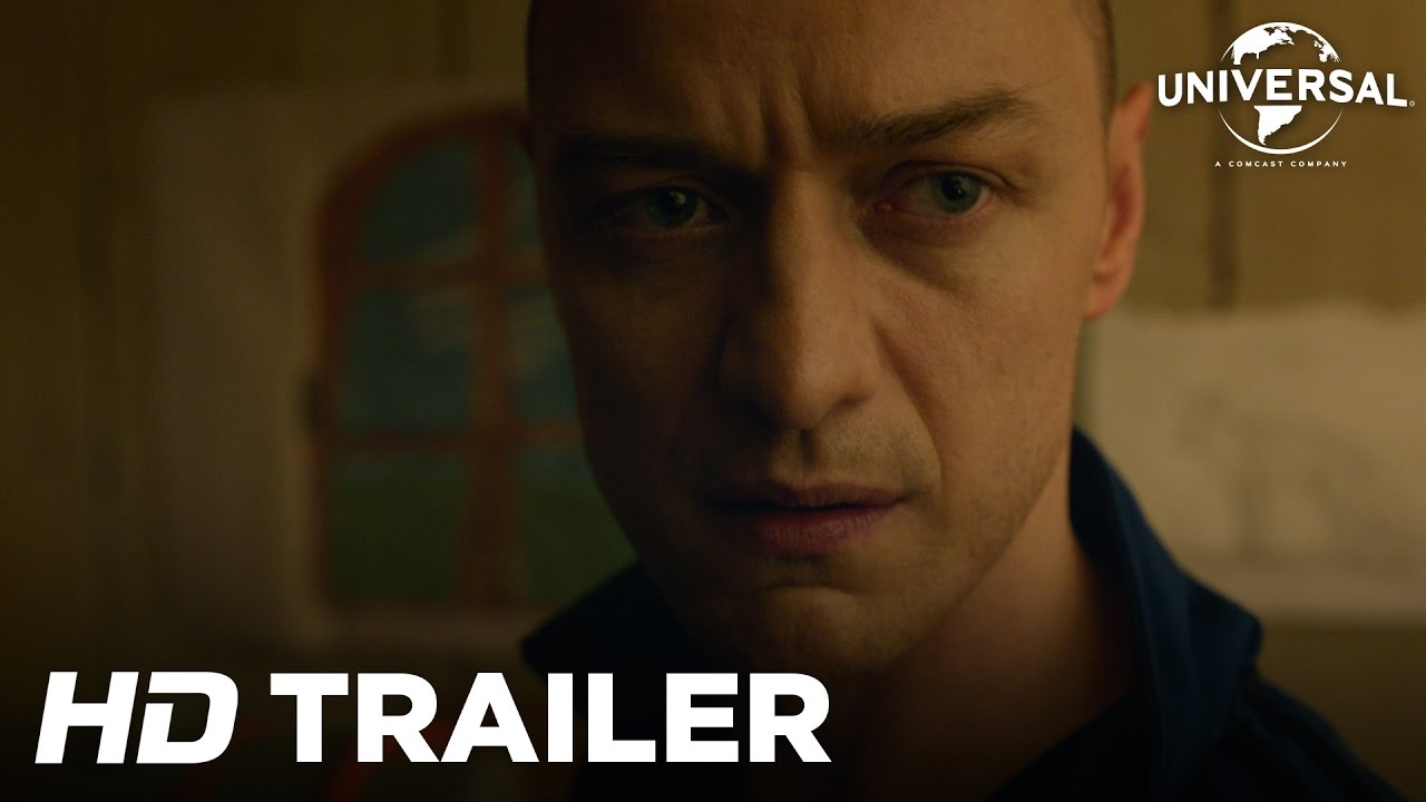Split – Official Trailer 2 (Universal Pictures) HD