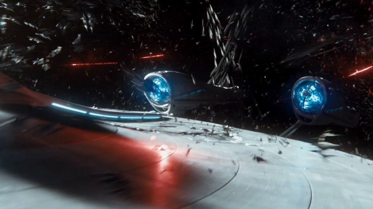"Star Trek Beyond (2016) – ""Big Attack"" Spot – Paramount Pictures"