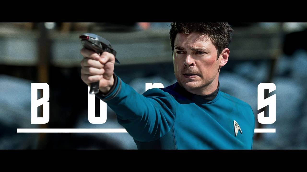 Star Trek Beyond (2016) – Bones – Paramount Pictures