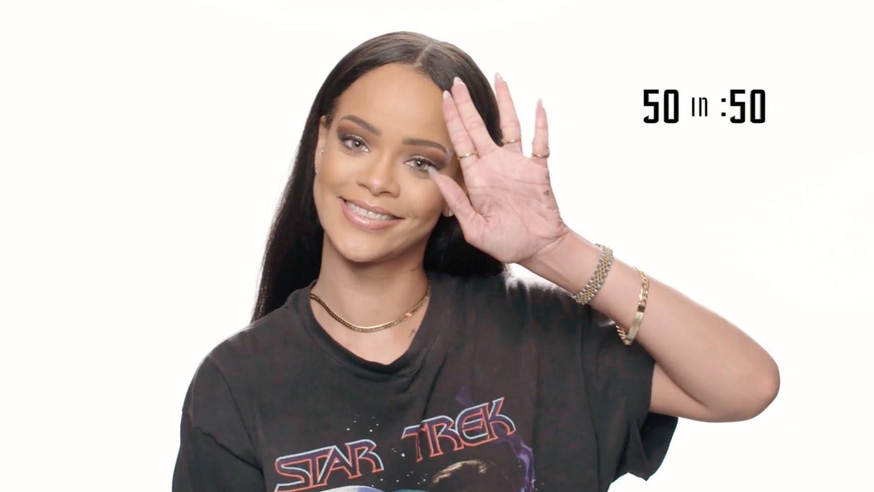 Star Trek Beyond (2016) – Rihanna 50 in :50 – Paramount Pictures