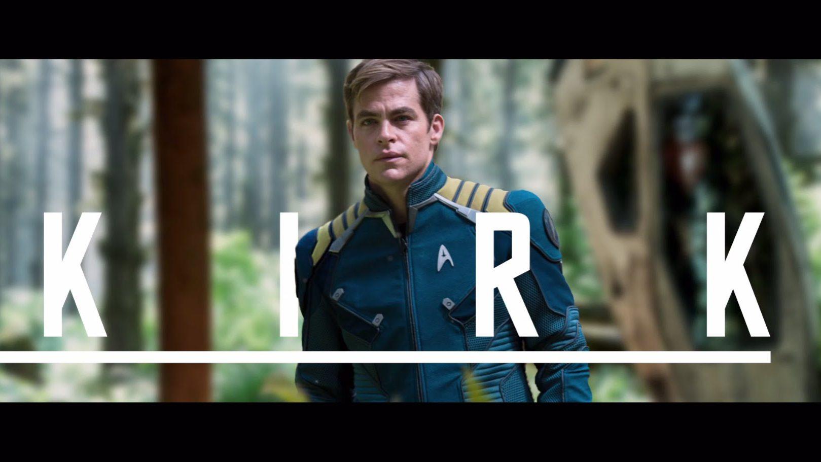 Star Trek Beyond | Kirk | Paramount Pictures UK