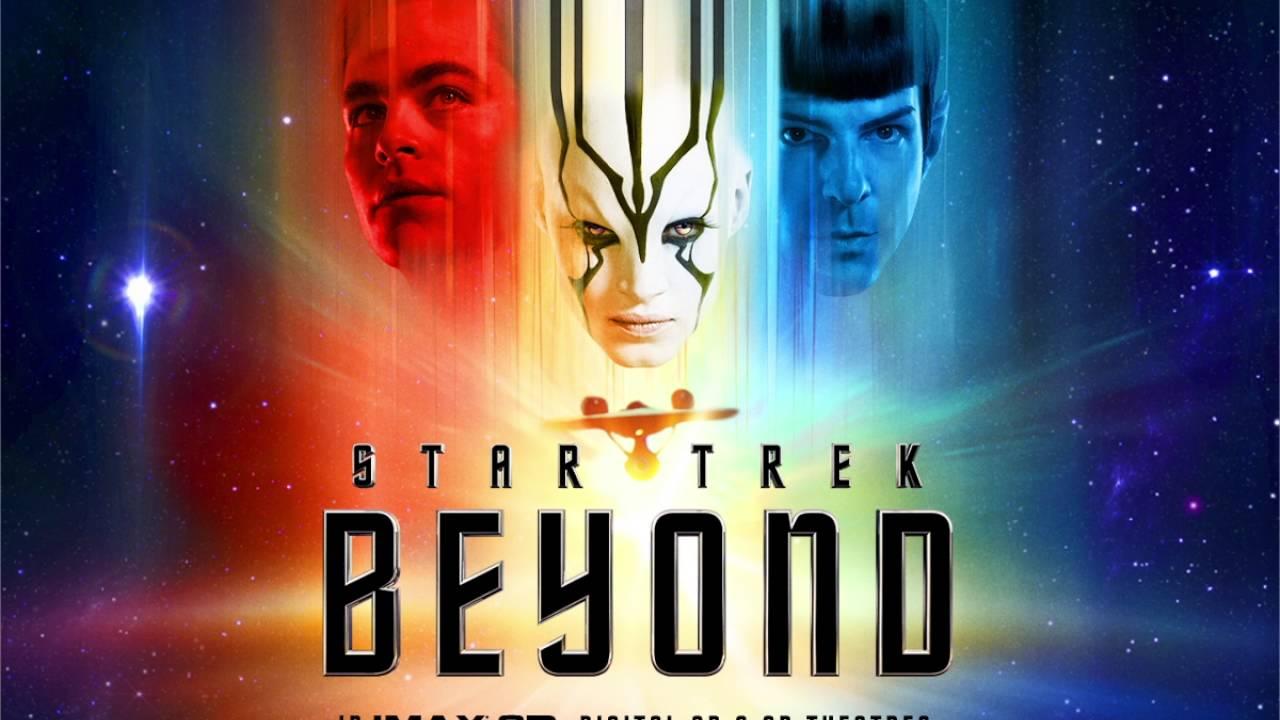 Star Trek Beyond | Living One Sheet | Paramount Pictures UK