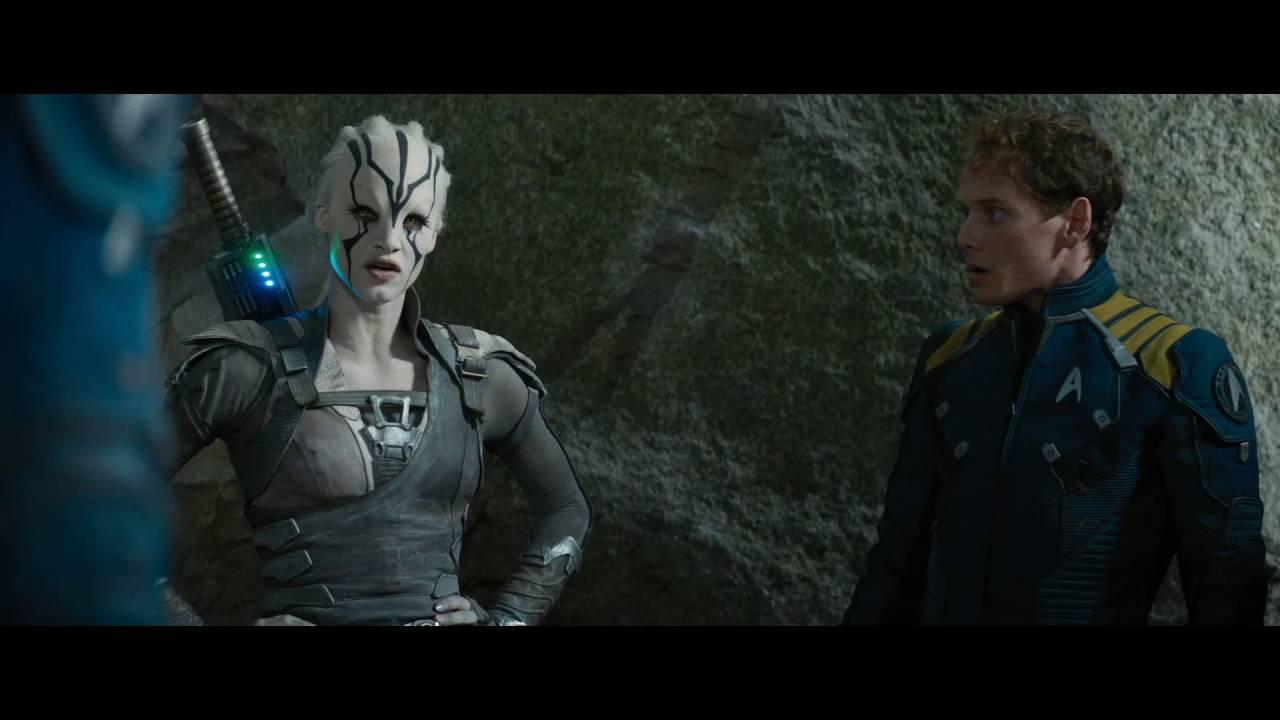 Star Trek Beyond | Skills Jaylah | Paramount Pictures UK