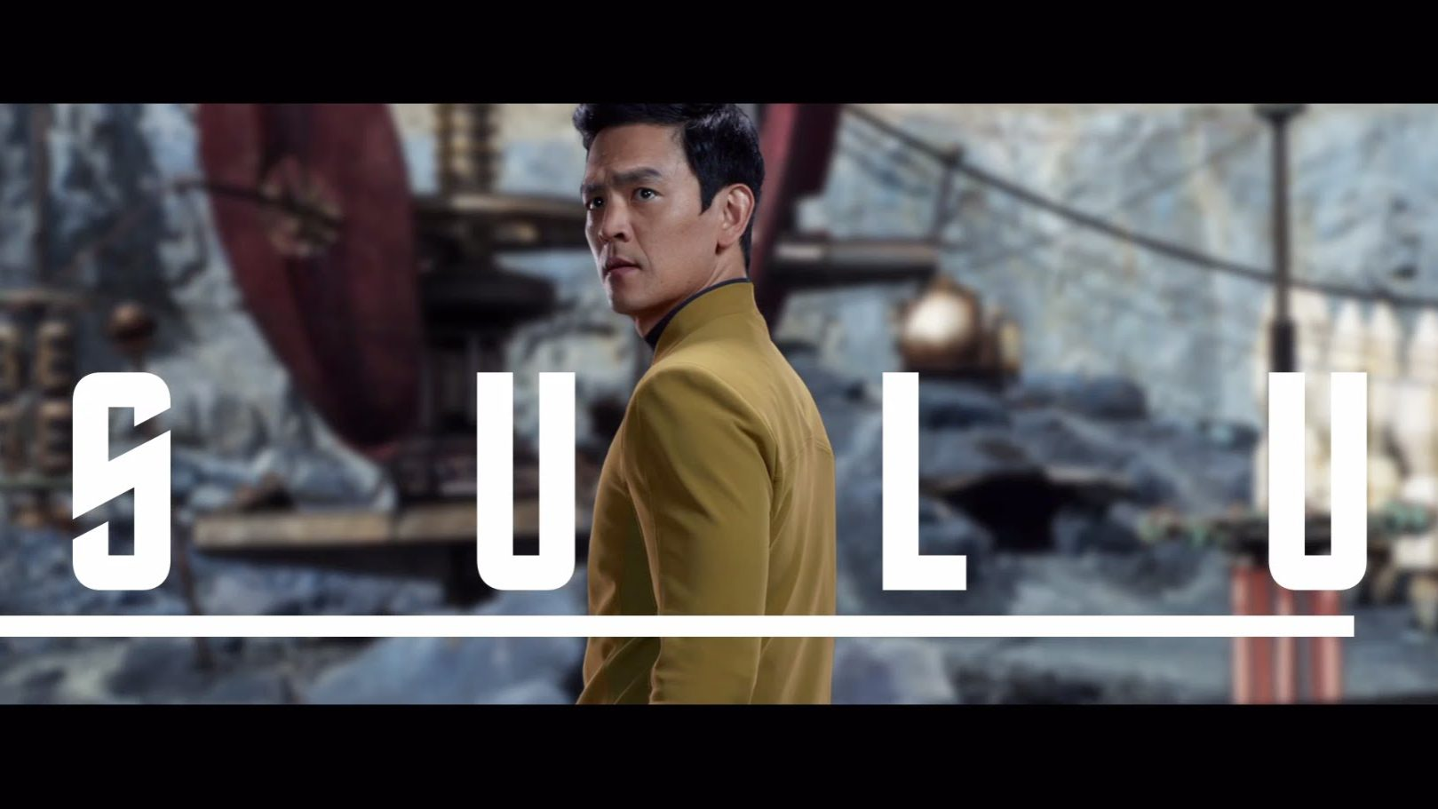 Star Trek Beyond | Sulu | Paramount Pictures UK