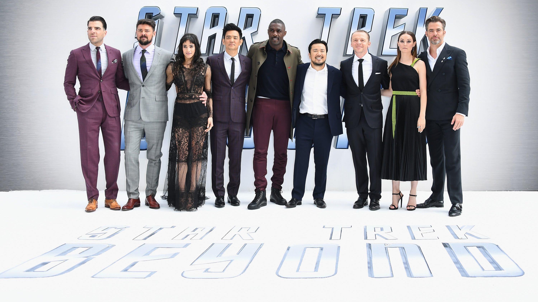 Star Trek Beyond | UK Premiere | Paramount Pictures UK