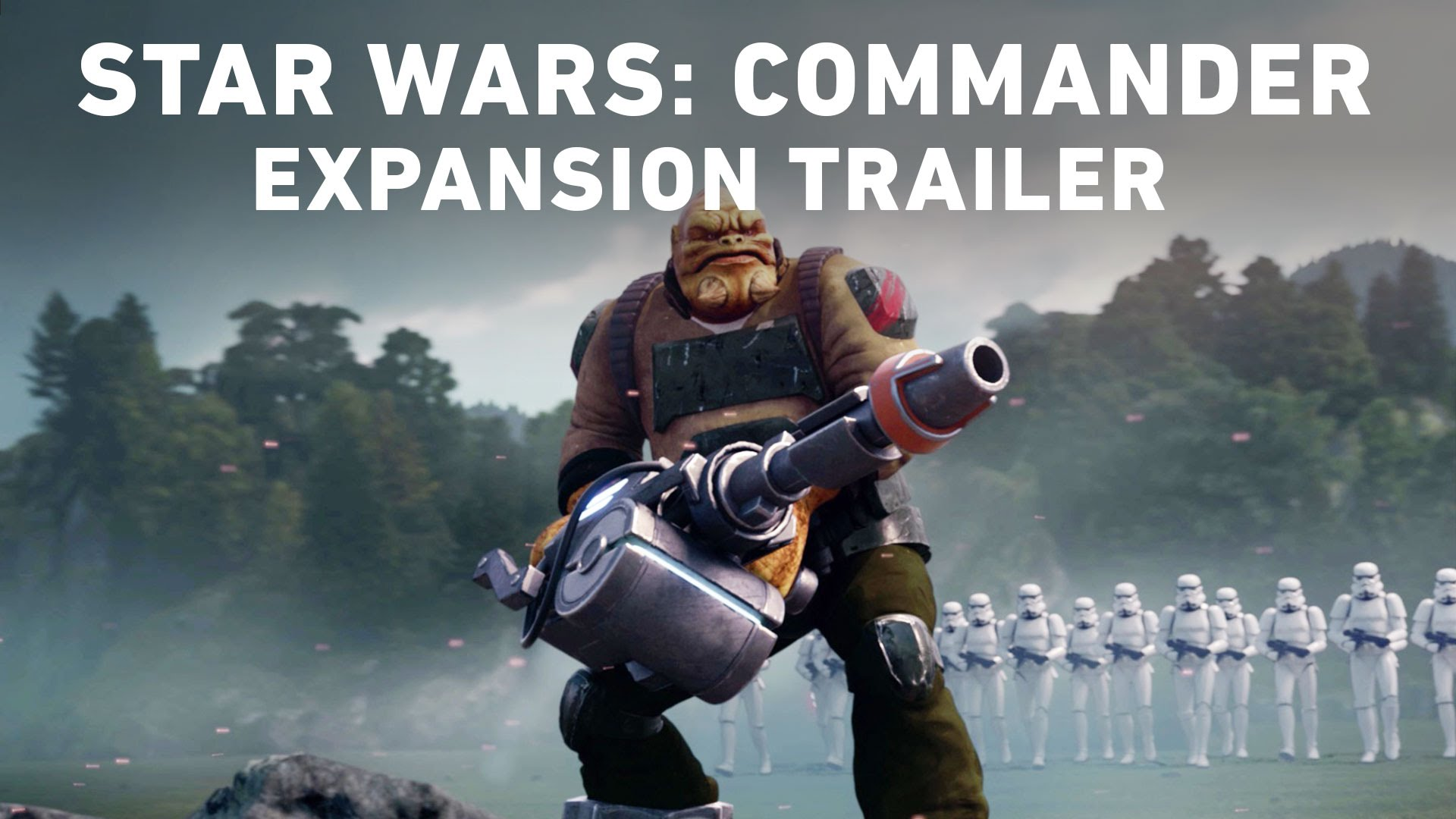 Star Wars: Commander Expansion Trailer