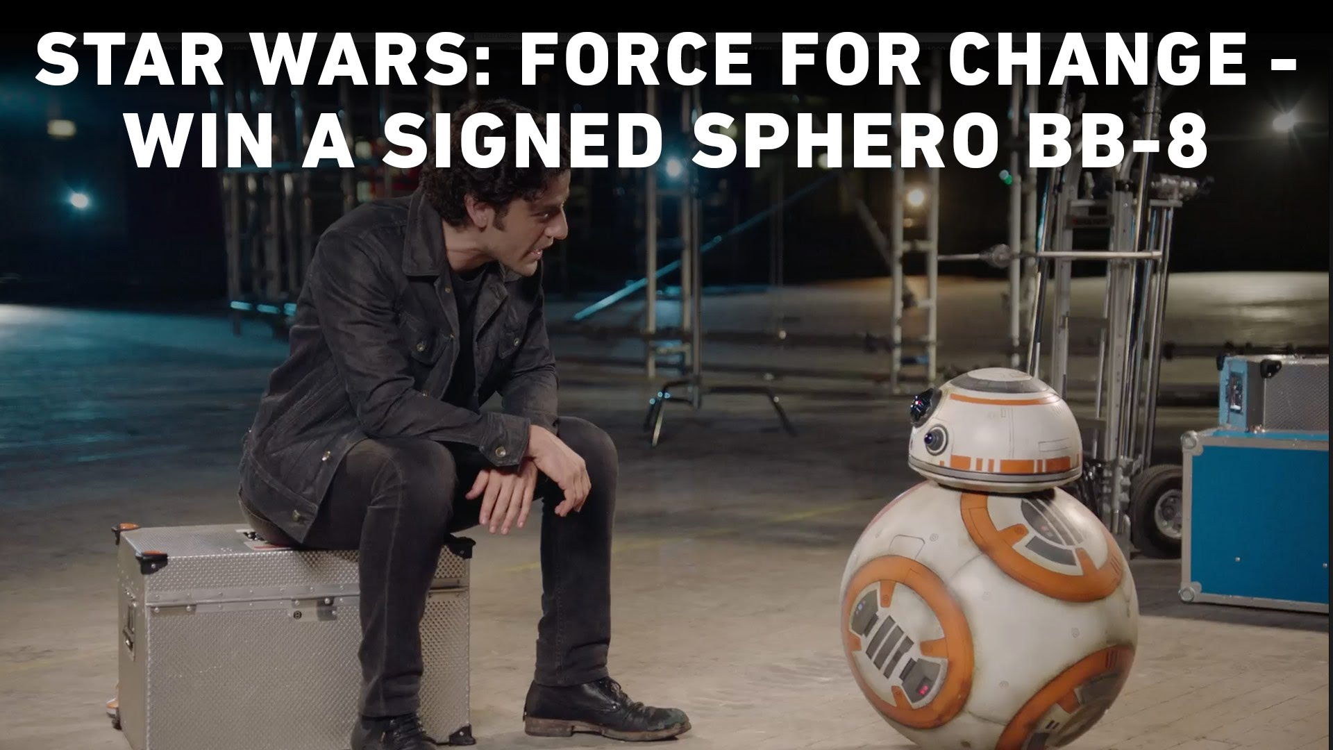Star Wars: Force For Change – Win A Signed Sphero BB-8