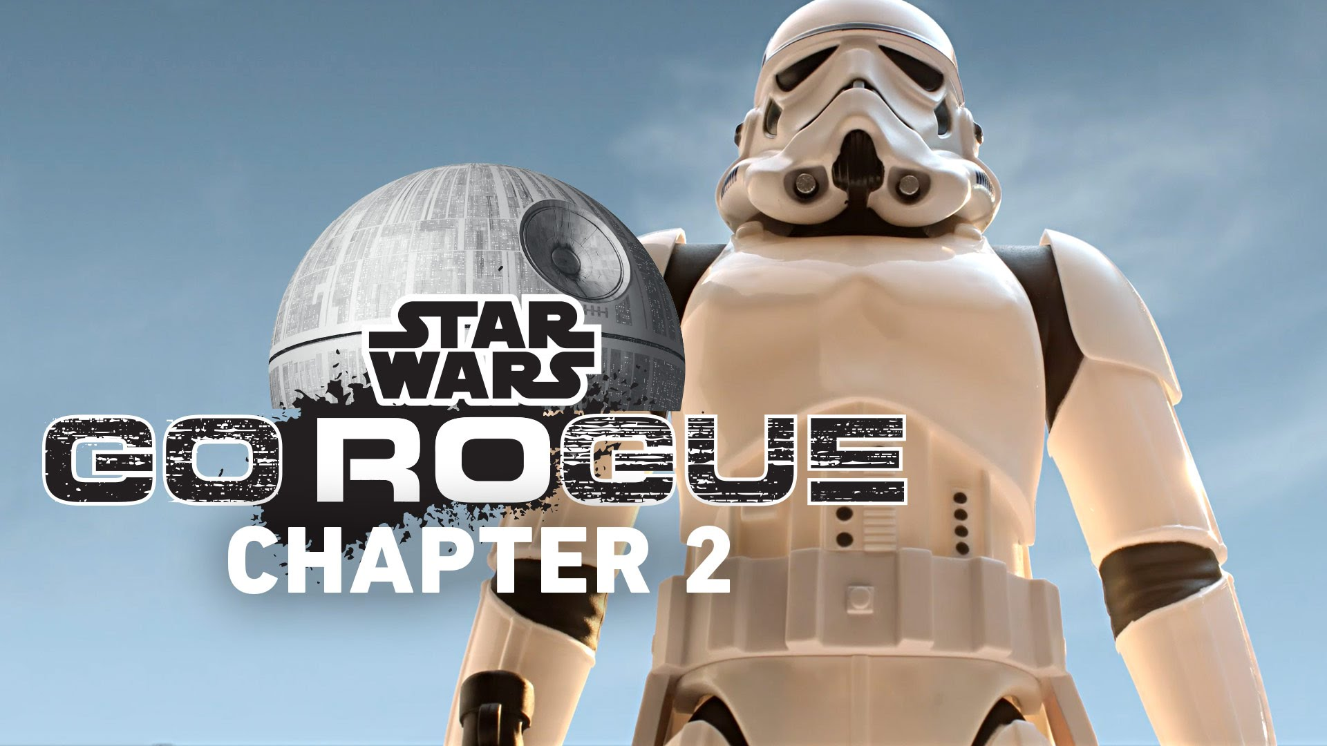 Star Wars Go Rogue | Chapter 2