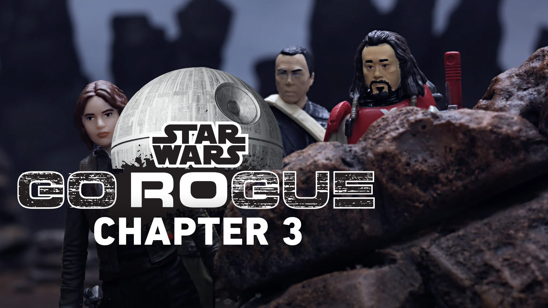 Star Wars Go Rogue | Chapter 3
