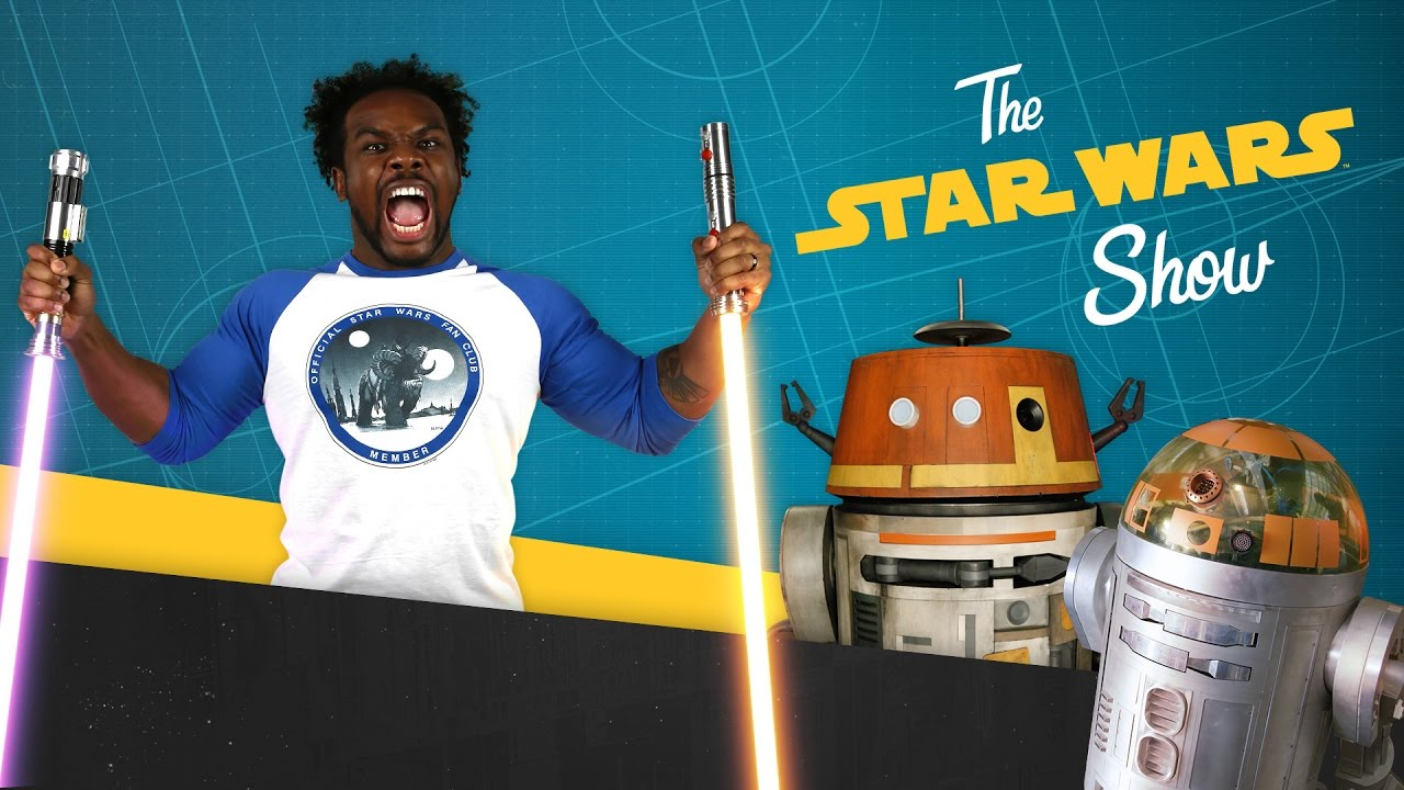 Star Wars Rebels Coming to Celebration Orlando and the Best Star Wars Video Games with Xavier Woods