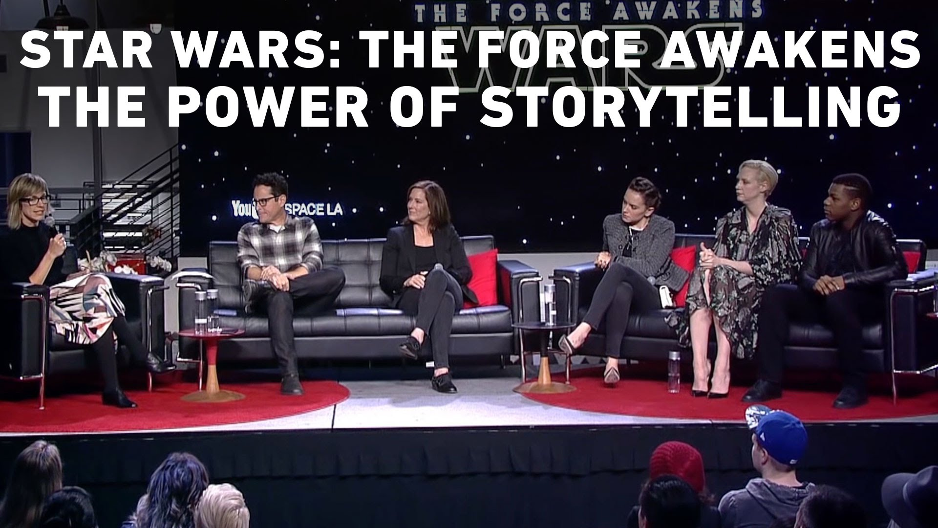 Star Wars: The Force Awakens – The Power of Storytelling Panel and Q&A