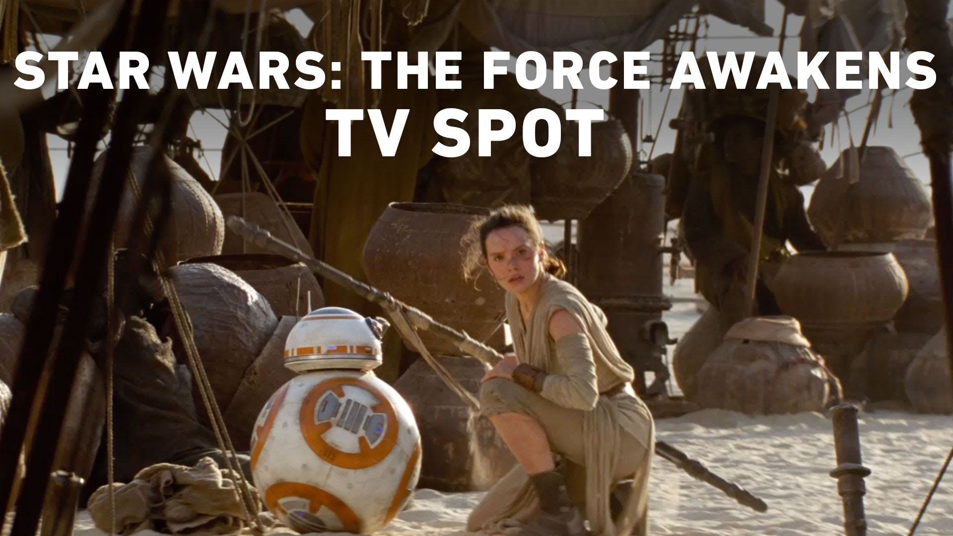 Star Wars: The Force Awakens TV Spot (Official)