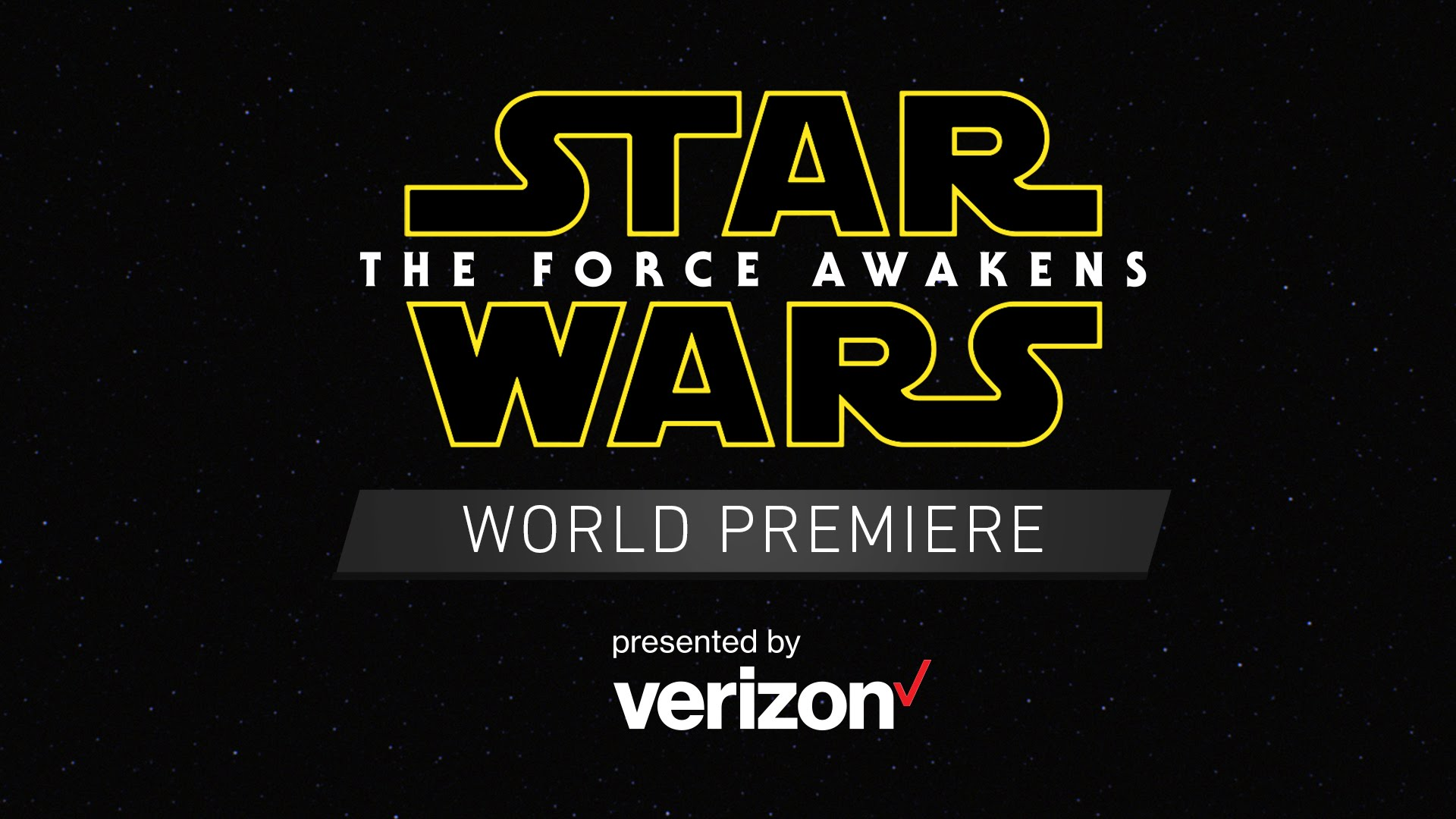 Star Wars: The Force Awakens World Premiere Red Carpet